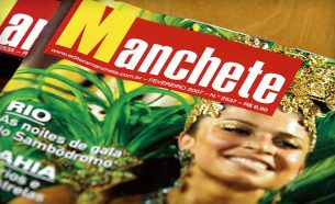 A Revista Manchete é um ícone do mercado editorial no Brasil. A.Companhia participou de três edições de Carnaval da revista, criando um novo projeto gráfico.