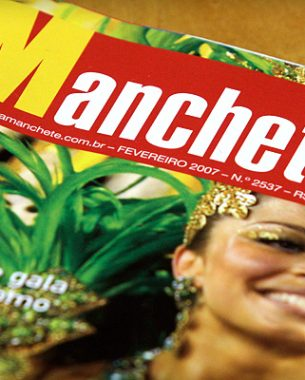 Manchete Magazine is an icon of the publishing market in Brazil. A.Companhia participated in three editions of Carnival of the magazine, creating a new graphic design.