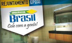 A.Companhia desenvolve projetos de comunicação para a Argamassa Brasil, tanto para produtos específicos como para linhas inteiras, material institucional e promocional.