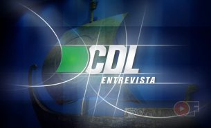The CDL Interview TV program was produced by A.Companhia, weekly, for CDL Niterói.