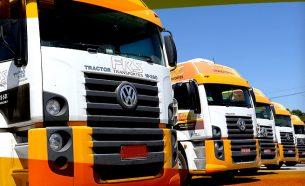A FRS Transportes oferece serviços de logística e transporte pesado, para empresas de todos os portes. Sua identidade visual foi criada pela A.Companhia.