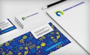 Criamos a identidade visual do Centro de Estudos Adriana Guimarães, e desenvolvemos a comunicação visual da empresa.