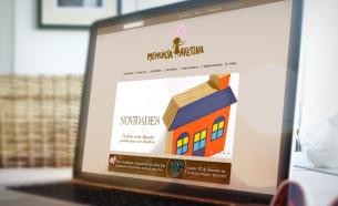 Uma loja especial, com objetos cheios de significado. A.Companhia desenvolveu a identidade visual da empresa e da sua loja virtual.
