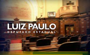 A.Companhia prestou serviços ao gabinete do Deputado Estadual Luiz Paulo nas áreas de identidade visual, mídia online e vídeo.