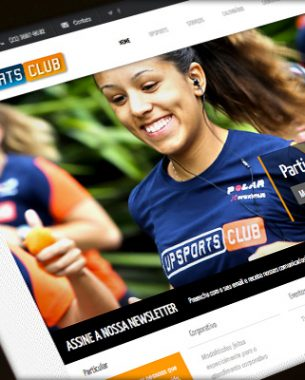 A.Companhia executed communication projects for the Upsports Club, a sports consultancy with personalized service.