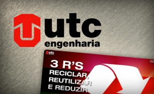 A UTC Engenharia desenvolveu ações de segurança e qualidade com apresentações eletrônicas feitas pela A.Companhia.