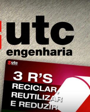 UTC Engenharia developed security and quality actions with electronic presentations made by A.Companhia.