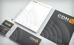 The CDN - Centro Diagnóstico Niterói - had its visual identity and communication created by A.Companhia.