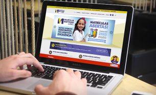O Colégio Marília Mattoso conta com A.Companhia para o desenvolvimento de seus projetos de comunicação, no online e no off-line.