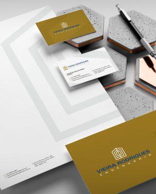 A Vieira Rodrigues Engenharia contou com A.Companhia para a criação da sua identidade visual e apresentação institucional.